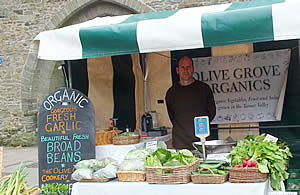 The Stallholders at Tavistock Farmers Market